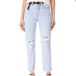 NWT Levi's wedgie fit jean